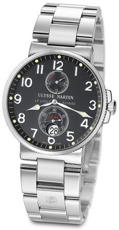 Ulysse Nardin Maxi Marine Chronometer 41 263-66-7/62
