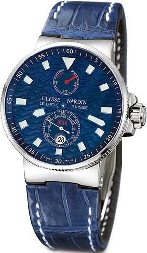 Ulysse Nardin Maxi Marine Chronometer 41 263-68le