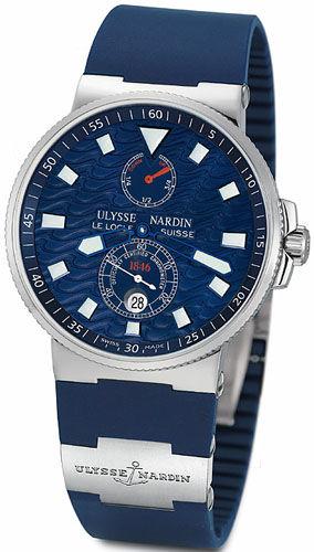 Ulysse Nardin Maxi Marine Chronometer 41 263-68le-3