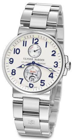 Ulysse Nardin Maxi Marine Chronometer 41 263-66-7