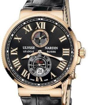 266-67/42 Ulysse Nardin Maxi Marine Chronometer 43
