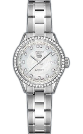 WV2413.BA0793 Tag Heuer Lady Carrera Collection