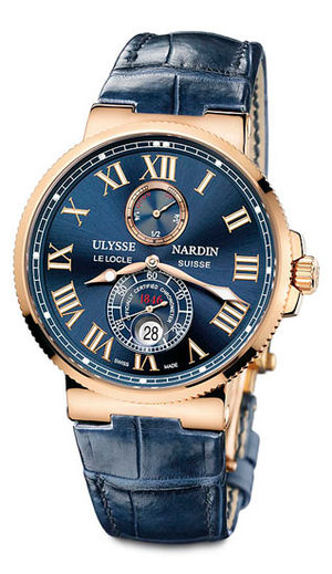 266-67/43 Ulysse Nardin Maxi Marine Chronometer 43