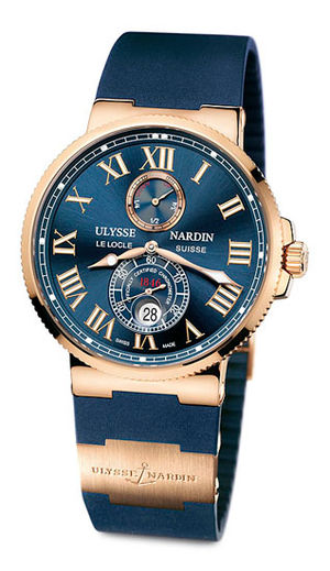 266-67-3/43 Ulysse Nardin Maxi Marine Chronometer 43