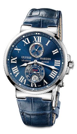 263-67/43 Ulysse Nardin Maxi Marine Chronometer 43
