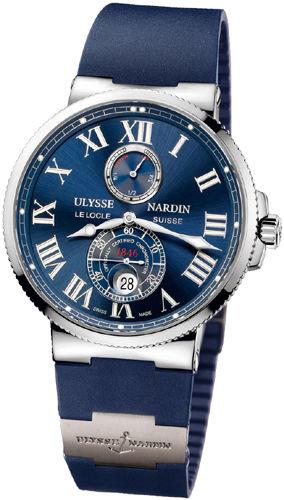 263-67-3/43 Ulysse Nardin Maxi Marine Chronometer 43