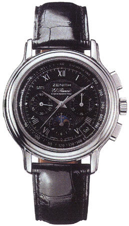 01.0240.410/23.c495 Zenith Chronomaster Old model