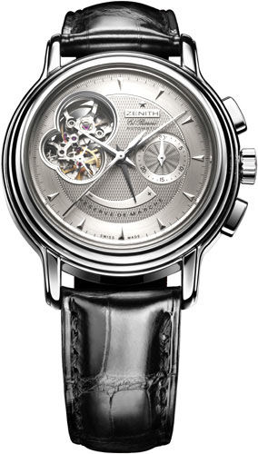 Zenith Chronomaster Old model 03.0240.4021/02.c495