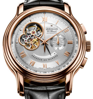 Zenith Chronomaster Old model 18.1260.4021/01.c505