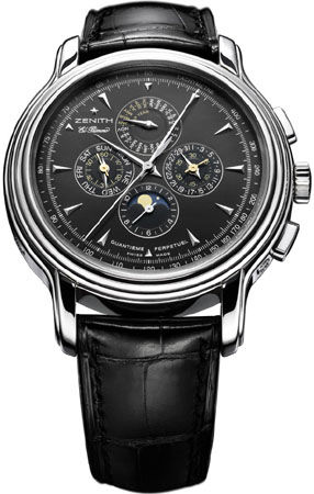 65.1260.4003/21.c505 Zenith Chronomaster Old model