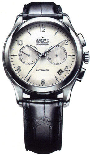 03.0510.4002/01.c492 Zenith Chronomaster Old model