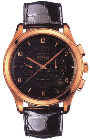 Zenith Chronomaster Old model 18.0520.4002/21.c492