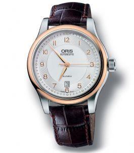 01 733 7594 4361-07 5 20 12 Oris Classic