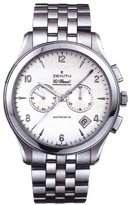 Zenith Chronomaster Old model 03.0520.4002/01.m520