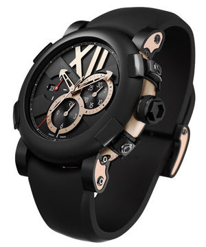 RJ Romain Jerome Sea Titanic Inside Steampunk Chrono CH.T.BBB22.00.BB