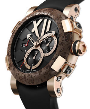 CH.T.OXY3.2222.00 RJ Romain Jerome Sea Titanic Inside Steampunk Chrono