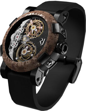 DT.OXY3.BBBB.00 RJ Romain Jerome Titanic-Dna Tourbilion