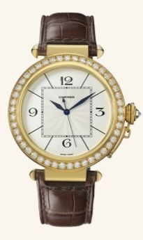 WJ120351 Cartier Pasha De Cartier