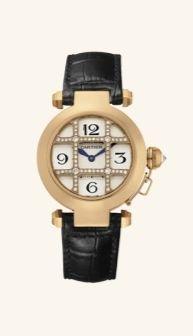 Cartier Pasha De Cartier WJ11963G