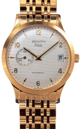 60.1125.680/01M1126 Zenith Elite