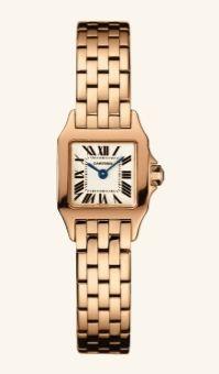 W25077X9 Cartier Santos De Cartier