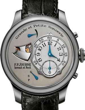 GS steel F.P.Journe Souveraine