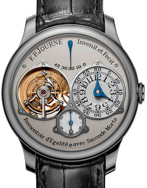 TN Platinum 40 F.P.Journe Souveraine