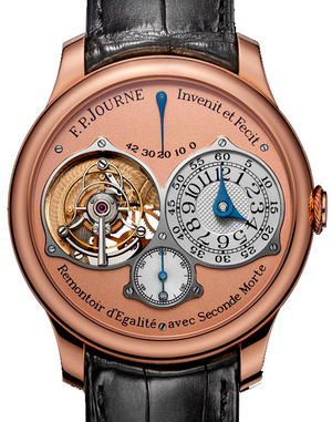F.P.Journe Souveraine TN red Gold 40