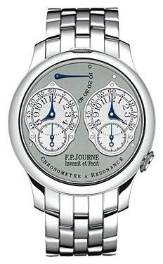 F.P.Journe Souveraine Chronometre a Resonance Platinum