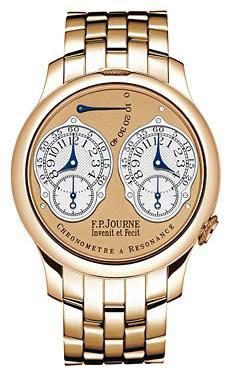 chronometre a resonance rg F.P.Journe Souveraine