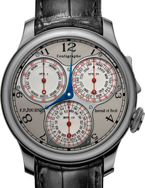 F.P.Journe Souveraine CT Platinum
