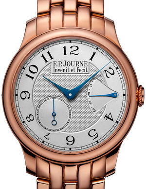 F.P.Journe Souveraine CS 18K red Gold 40 Bracelet