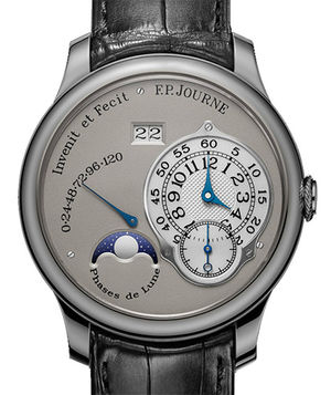 F.P.Journe Retrospectives Octa Octa Lune 38 Platinum