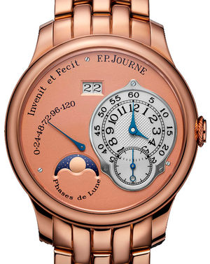 F.P.Journe Retrospectives Octa Octa Lune 38 rose Gold Bracelet