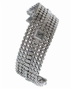 121/LQ14WW.D/D3 Harry Winston Haute Jewelry