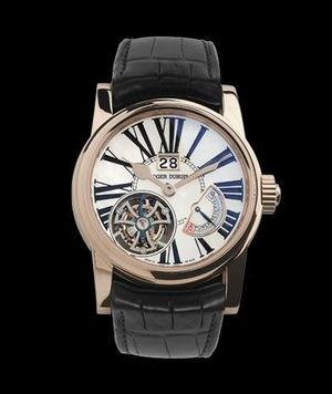 HO43 03 5 N1R.7A Roger Dubuis Hommage