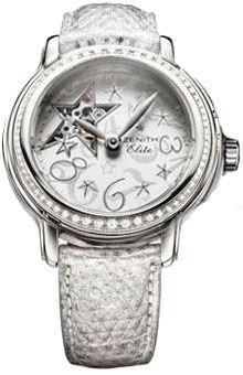16.1220.68/02.C530 Zenith Star Ladies