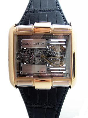 Harry Winston Haute Horology 350/MATRL