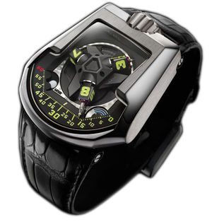 UR-202WG Urwerk 210 Collection