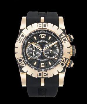 SED46 78 C5.N CPG9.12R Roger Dubuis Easy Diver