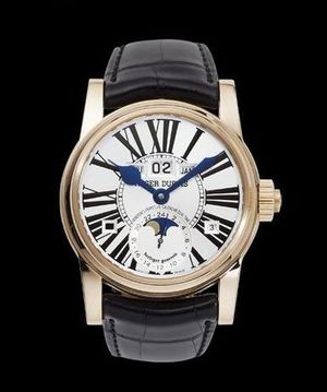 HO43 1439 5 3R.7A Roger Dubuis Hommage