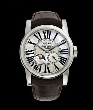 HO43 1439 0 NP1R.7A Roger Dubuis Hommage