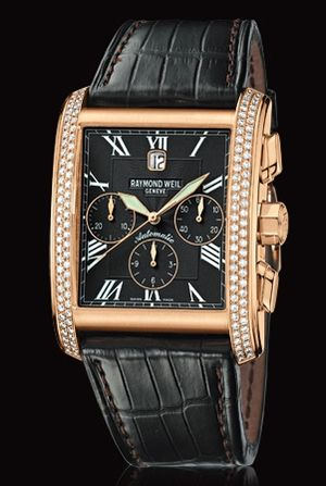 14885-GS-00209 Raymond Weil Don Giovanni