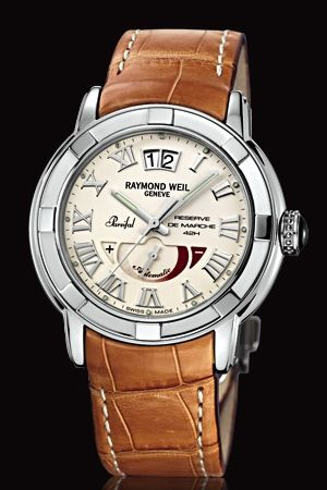 2843-STC-00808 Raymond Weil Parsifal