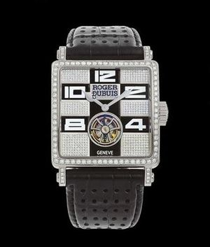 Roger Dubuis Golden Square G37 09 0-SDC DGCN9.61