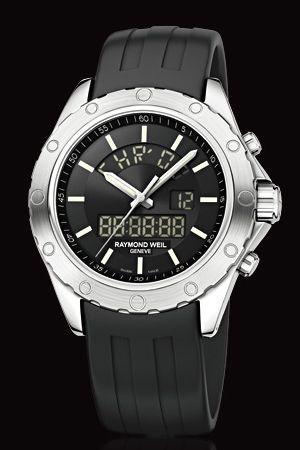 8400-SR1-20001 Raymond Weil RW Sport