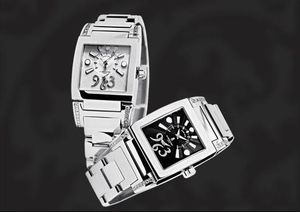 N01 de Grisogono Instrumentino Steel & Diamonds Ladies