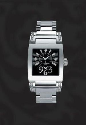 N04 de Grisogono Instrumentino Steel & Diamonds Ladies