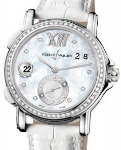 243-22b/391 Ulysse Nardin Dual Time Lady