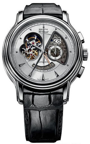 Zenith Chronomaster Old model CM O GD